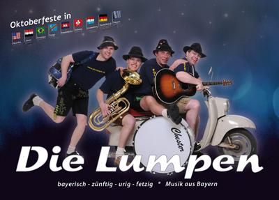 Bayerische Band die Lumpen