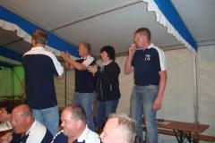 Schützenfest in Schwaben Prackenbach 2009
