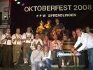 Oktoberfest in Dreieich 2008