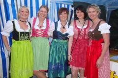 Oktoberfest in Oerlenbach 2010