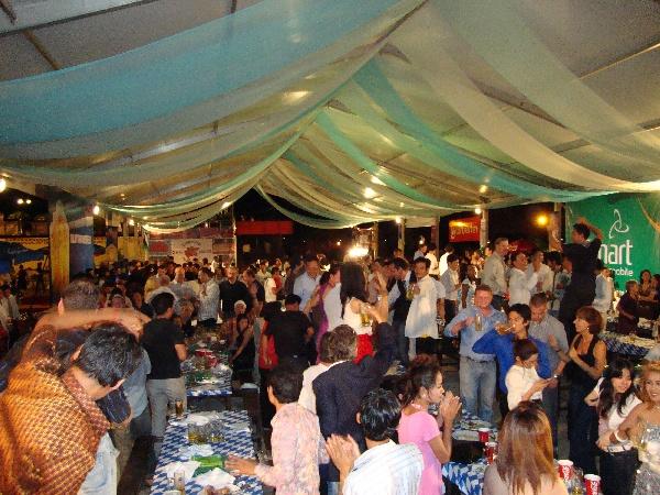 Oktoberfest Kambodscha 2010