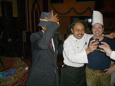 Oktoberfest im Jemen